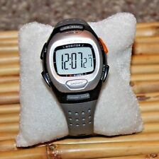 Sport Timex Heart Rate Monitor Alert Watch New Battery F74