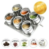 240 Spice and Herb Labels - ♔ PREMIUM. Round Jar Spice Labels
