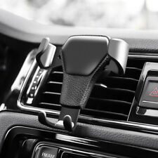 Gravity Air Vent Mount Car Cradle Holder Suporte para iPhone Celular Gps