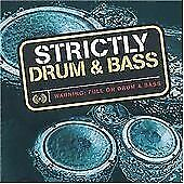 Various Artists : Strictly Drum & Bass CD Highly Rated eBay Seller Great Prices