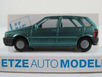 Rietze 20370 Fiat Tipo (1988-1993) in lagunengrünmetallic 1:87/H0 NEU/OVP