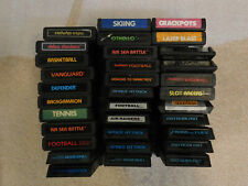 Lot of 33 Atari 2600 VCS Cartridge Video Games