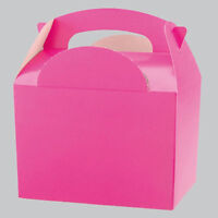 Hot Pink Hen Party / Baby Shower Party Box, Gift Box, Goody Box, Wedding Favours