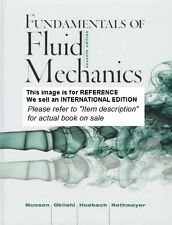 Fundamentals of Fluid Mechanics by Donald F. Young, Theodore(Int Ed Paperback)7e