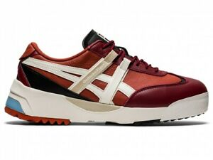 ASICS Onitsuka Tiger DELEGATION EX 1183A559 RUST RED/CREAM With shoe bag