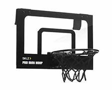 Sklz Pro Mini Basketball Hoop Micro, Black