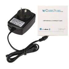 CubePlug Power Supply for Foscam FI8909W FI8910E FI9821P FI9821W FI9831W  Uj