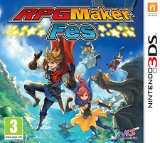 RPG Maker Fes (3DS) - BRAND NEW & SEALED UK