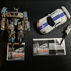 Transformers 2007 Movie Deluxe Class Jazz Target Exclusive G1 Deco Allspark Rare
