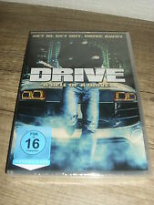 OVP ! DVD : DRIVE - A HELL OF A DRIVE // GET IN - GET OUT - DRIVE AWAY - NEU TOP