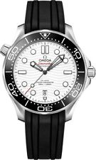 New Omega Seamaster Diver 300M Stainless Steel 42 mm Watch 210.32.42.20.04.001