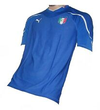Italien Italy Italia Trikot Puma Player Issue Home 2010 Shirt Jersey Maillot