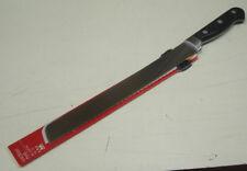 Montana 120710 Coltello pane lama 23 cm manico Legno Chiodato