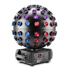 Cameo ROTOFEVER LED-Discokugeleffekt 5 x 12W Hexacolour-LEDs RGBWA+UV