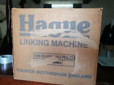 Hague linker Knitting linking machine