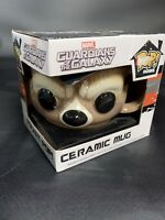 Guardians Of The Galaxy Rocket Raccoon Mug by Funko New