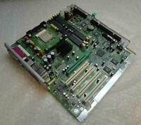 Genuine Dell 0T0171 T0171 Socket LGA 478B Motherboard with Backplate & Tray