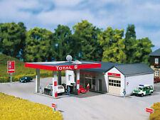 Auhagen 13320 scala TT Kit di costruzione - GAS STAZIONI SERVIZIO - NUOVO IN