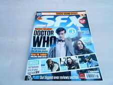 June 2011 #208 Sfx science fiction television magazine Dr Who - Game Of Thrones