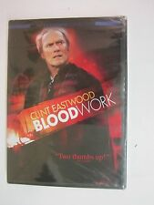 Blood Work (DVD,2002)- Clint Eastwood- BRAND NEW   FACTORY SEALED  FREE SHIPPING
