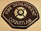 Fire Department Coquitlam BC Patch