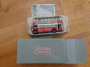 CORGI 1/76 OOC 43921 BRISTOL K UTILITY BUS LONDON TRANSPORT BOXED