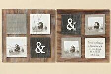 Fotohalter Memohalter Lavina Vintage Fotorahmen Spruchschild Bild Wanddeko
