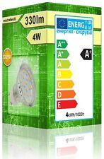 LED Leuchtmittel Gu10 4w 4500k 330lm neutral GTV 9729