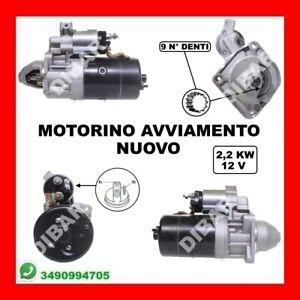 Motor Start New Citroen Jumper 2.8 HDI From Year 2004 458504 16