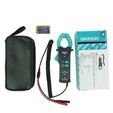 Allsun 600a Dcac Rms Current Probe Handheld Acdc Clamp Meter 50hz 60hz Cat Iii