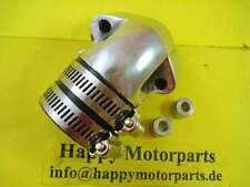 HMParts ATV Pit Bike Quad Dirt Bike 50 - 150 cc Ansaugkrümmer Chrome