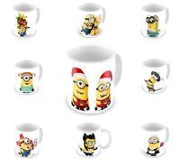 ★★★ Mug tasse minions, Moi moche et méchant - cadeaux Noël anniversaire ALL★★★★