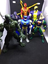 Marvel/DC  Action Figures Bundle