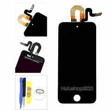 Black LCD Touch Screen Digitizer Assembly Replacement For iPod Touch 5th 6th Gen
