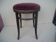 J & J Hocker Kohn Wien um 1900 Thonet stool Jugendstil antik alt art nouveau old
