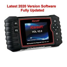 ICARSOFT VOL V2.0 VOLVO DIAGNOSTIC OBD SCAN SCANNER TOOL 2020 + EXTRA FEATURES *