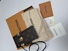 Louis Vuitton Monogram Eye Trunk Iphone Case Authentic iPhone 6/7/8
