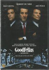 Goodfellas Robert Deniro (2007) Dvd Brand New Sealed
