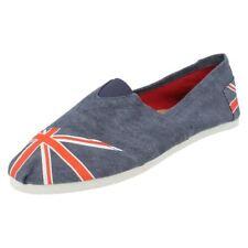 Zapatos informales de hombre de lona talla 44