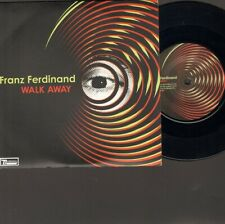 "FRANZ FERDINAND Walk Away SINGLE 7"" The Fallen 2005"