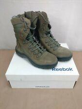 "Reebok 8"" Fusion Max Tactical Boot Duty/Uniform Steel Toe Boots Brand New USA"