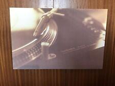 """Technics SL 1210 DJ Decks, Printed Box Canvas Picture 29""""x19""""33mm Deep"""
