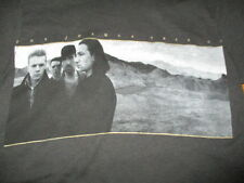 Retro 2015 U2 The Joshua Tree Concert Tour (Sm) T-Shirt Bono Edge Clayton Mullen