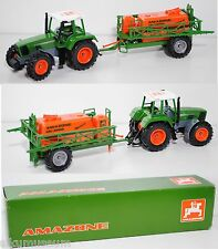 Siku Farmer 2961 Fendt Favorit 818 TURBOSHIFT Traktor & Feldspritze AMAZONE 1:32