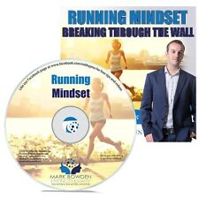 Running Mindset Hypnosis CD + FREE MP3 VERSION marathon runners and joggers