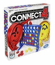 Connect 4 Four Classic Family Fun Fast Paced Board Game Hasbro A5640