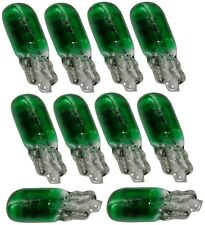 LED SMD Vert Green Neo Wedge B8.3D // B8.5D 15x Ampoule T5 W1.2W W2X4.6D