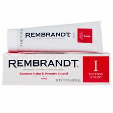 REMBRANDT 100ml Intensiv Edel Bleaching Zahnpasta Mit Fluorid Minze
