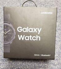 Samsung Galaxy SM-R810 42mm Bluetooth Reloj Negro Medianoche prístina