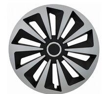 """Juego De 4 De 16 """"rueda Adornos cubierta, Llantas, Hub, tapas de ajuste Ford Transit custom2012 + #h"""